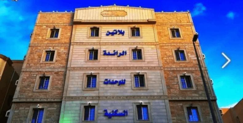 شقق للايجار حي السلامه